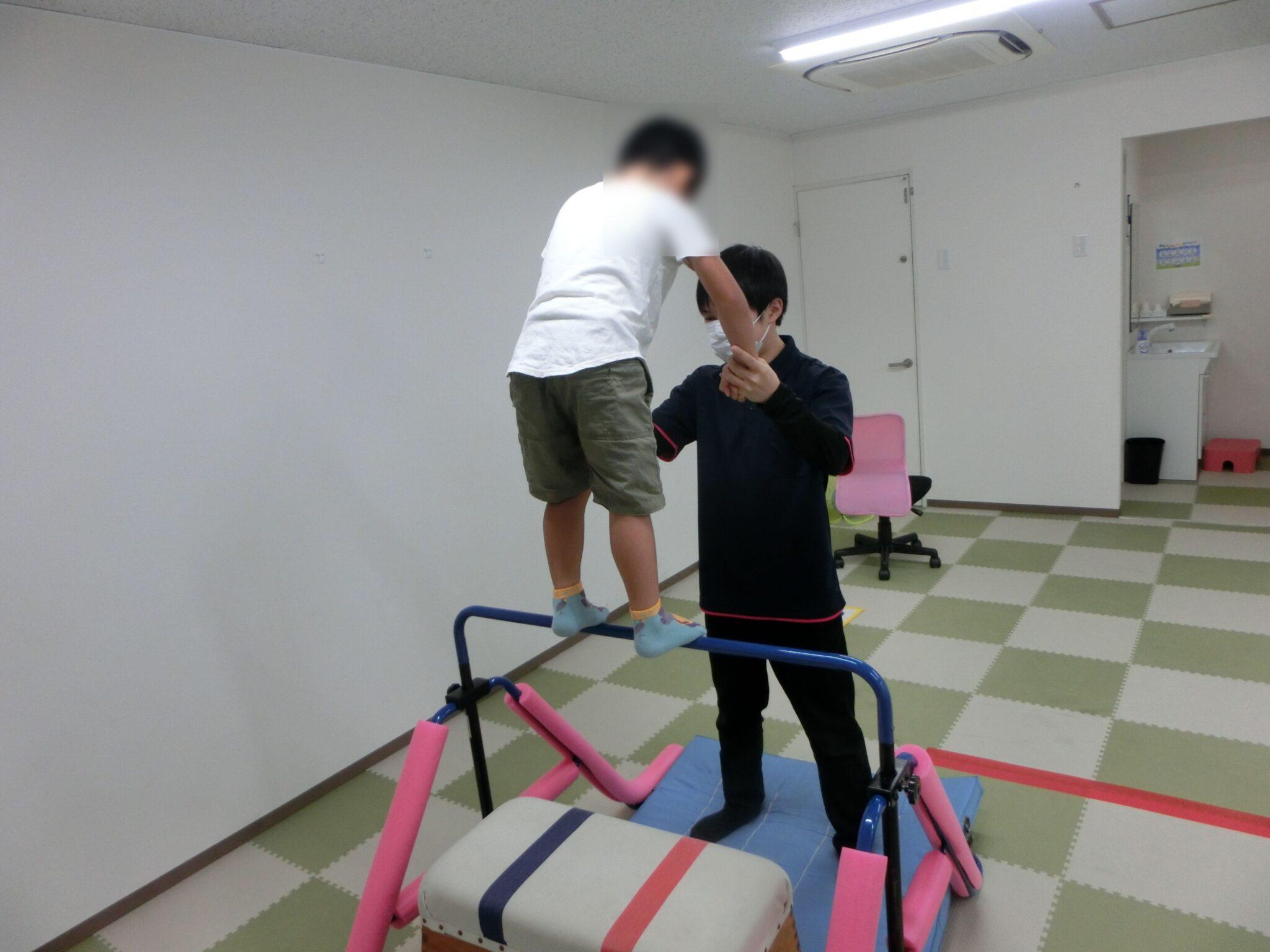 キッズ(未就学児)運動プログラム💪