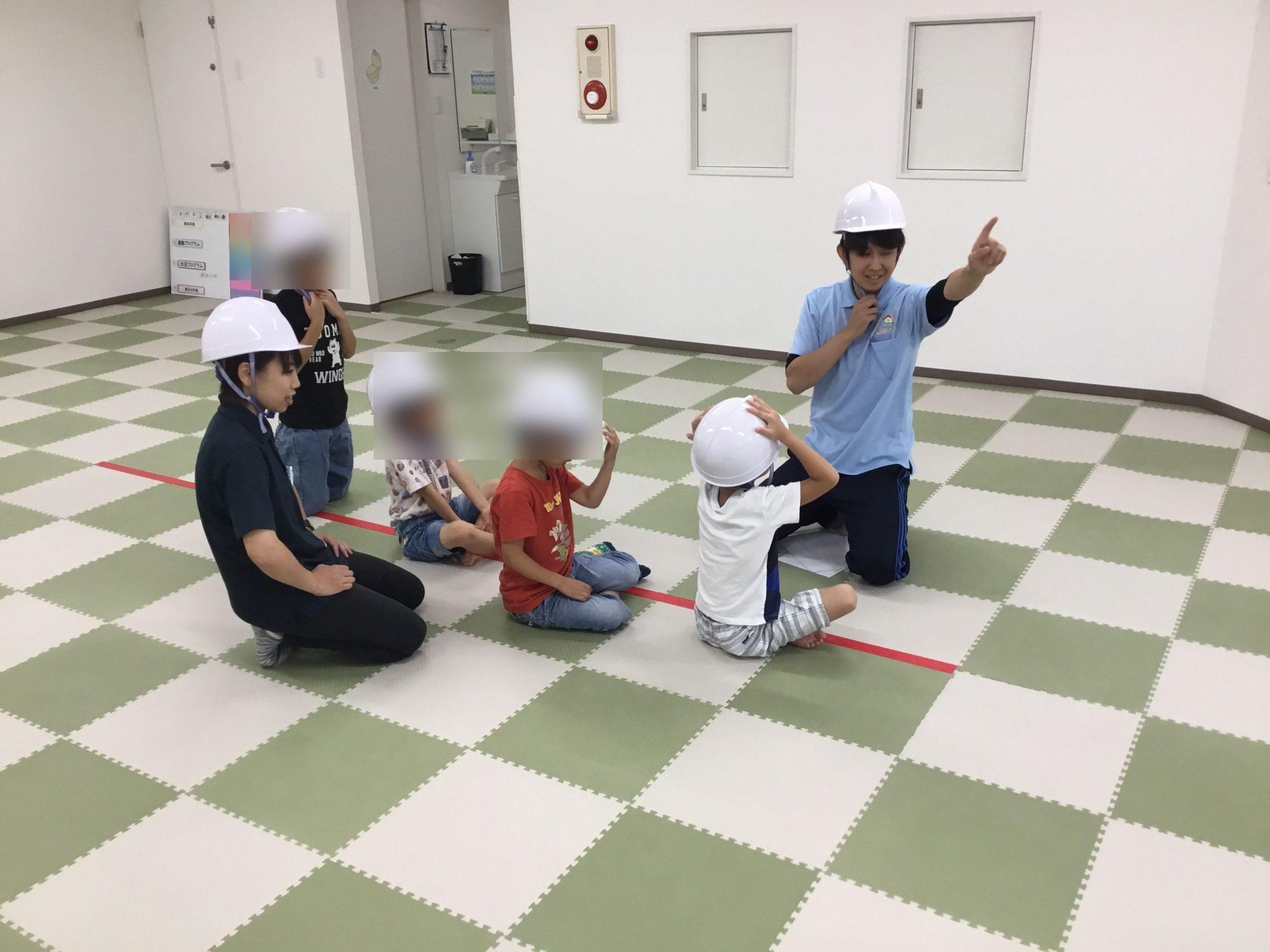 🚒避難訓練・消火訓練について🚒