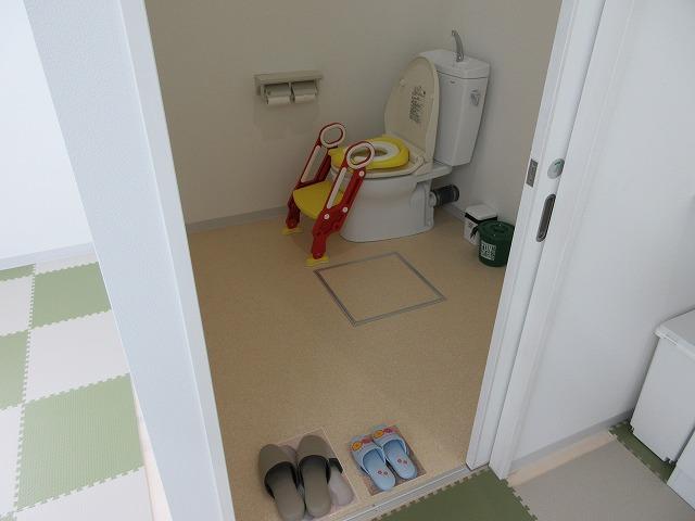 施設内写真 トイレ